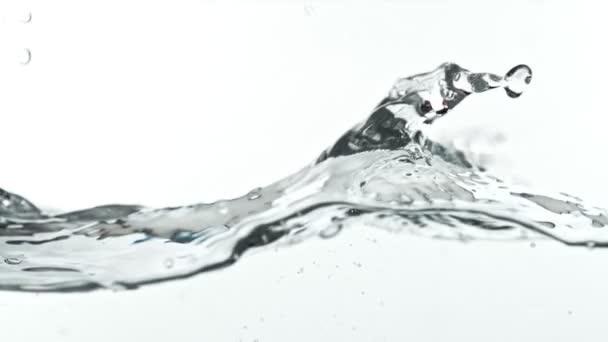Vodní vlny v super zpomaleně