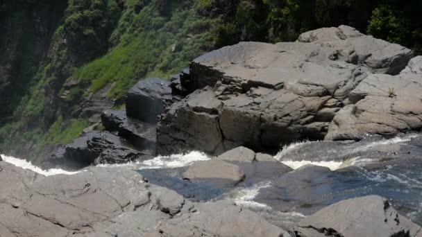 Water fall cascade.