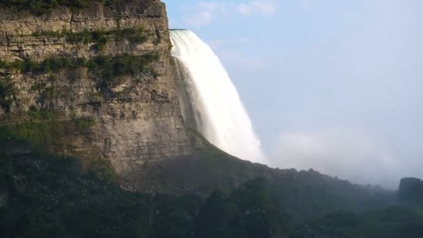 Part of Niagara Falls.