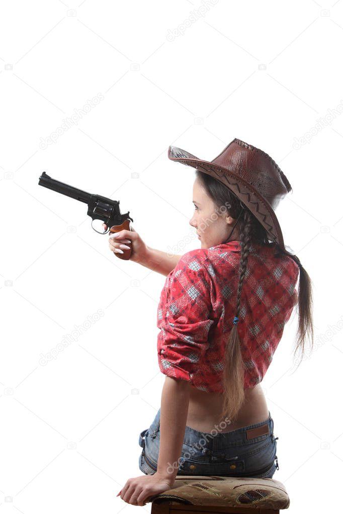 Divas fat girl with cowboy hat picture