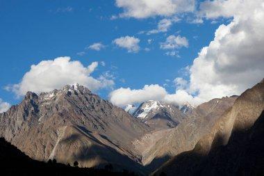 beautiful mountain landscape in Himalayas, province Ladakh, India