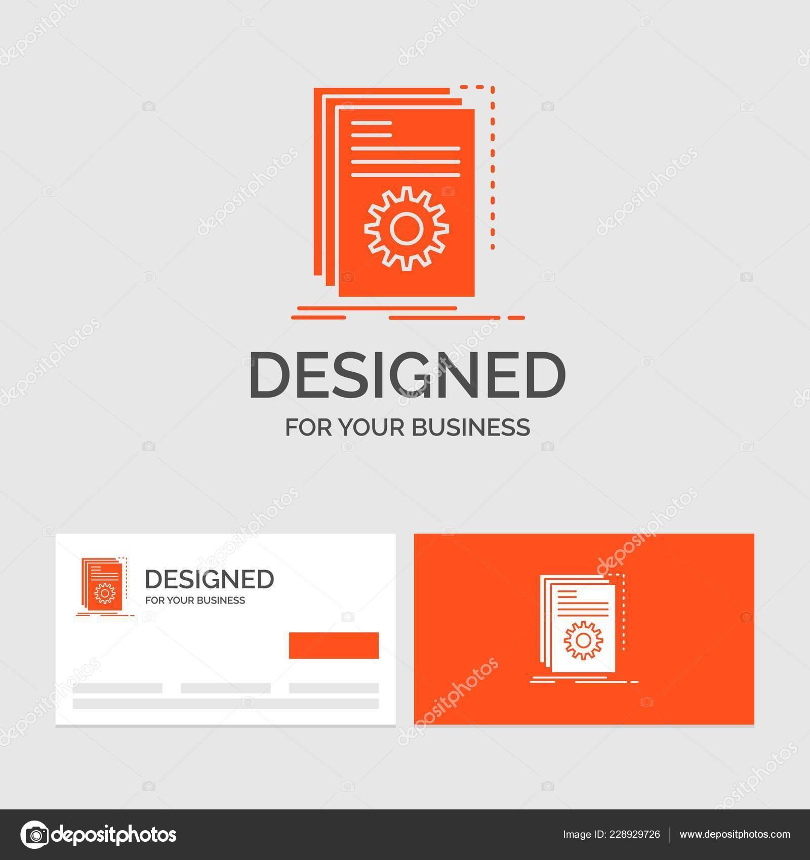 Business Logo Vorlage Für Die App Build Entwickler Programm