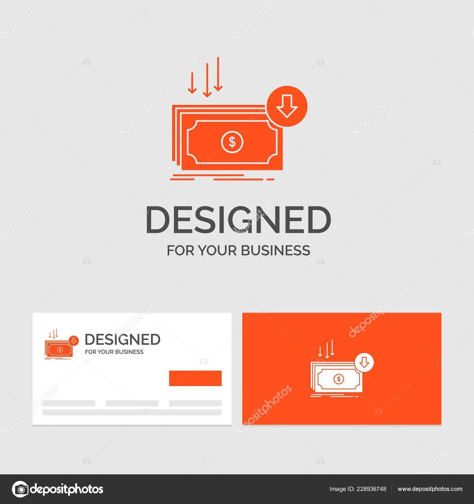 Business Logo Vorlage Für Business Kosten Kosten Finanzen