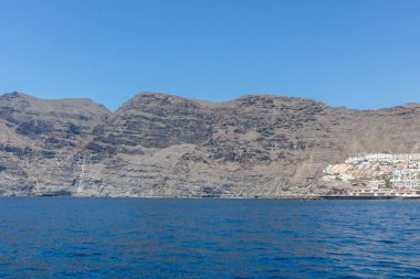Los Gigantes in Tenerife,  Canary Island