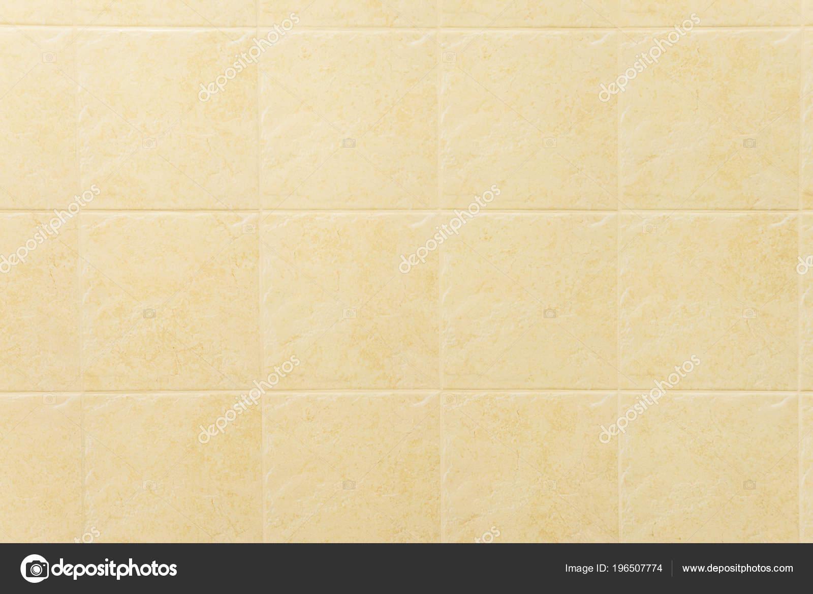 Hintergrund Der Beige Fliesen Mit Abstrakten Muster Für Bad Und U2014 Stockfoto