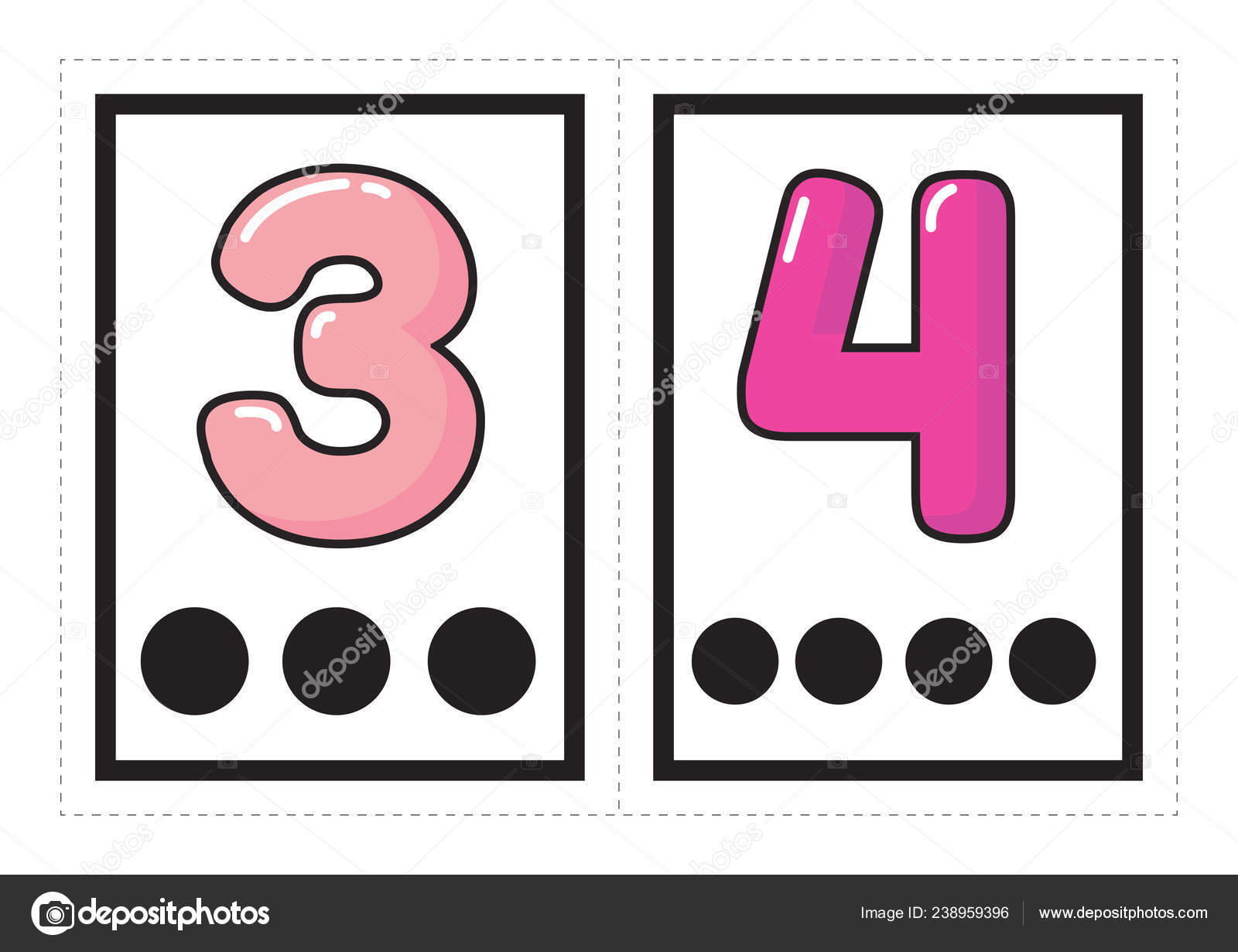 picture about Printable Number Cards named Printable Flash Card Range Figures Corresponding Selection