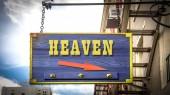 Fényképek Shop Sign to Heaven