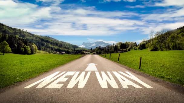 Utca jel az út új életre