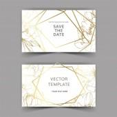 Vektor arany pünkösdi rózsa. Vésett tinta art. Mentse el a dátumot, esküvői meghívó kártya grafikus banner beállítása.