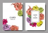 Vektor pünkösdi rózsa virág botanikai virág. Vad tavaszi levél vadvirág elszigetelt. Vésett tinta art. Esküvői háttér kártya virágos dekoratív határok. Elegáns kártyával ábrán grafikus banner beállítása.
