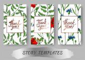 Vektor Wildflowers botanické květiny. Černobílý rytý inkoust. Svatební pozadí karty dekorativní okraj.