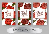 Vector Rose floral botanical flowers. Black and white engraved ink art. Wedding background card decorative border.
