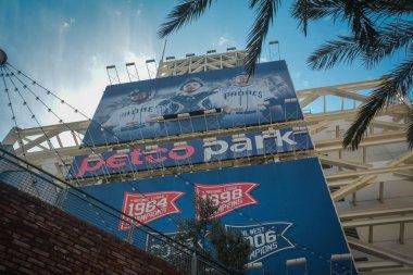 Baseball Stadium Petco Park, San Diego Padres