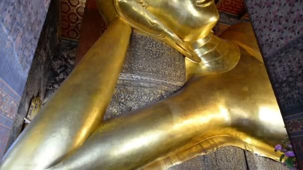Velký ležící Buddha, Wat Pho, Bangkok