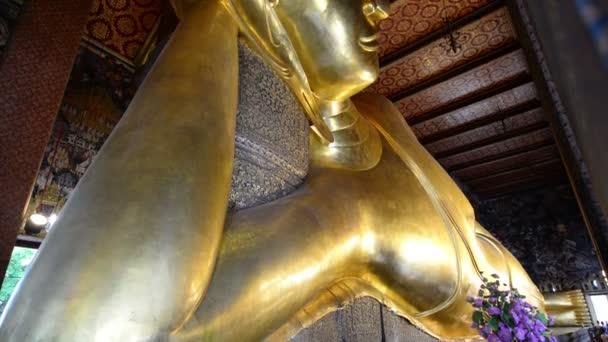 Arca a fekvő Buddha, Wat Pho templom