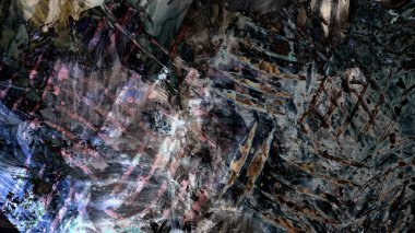 rustic abstract background in digital art