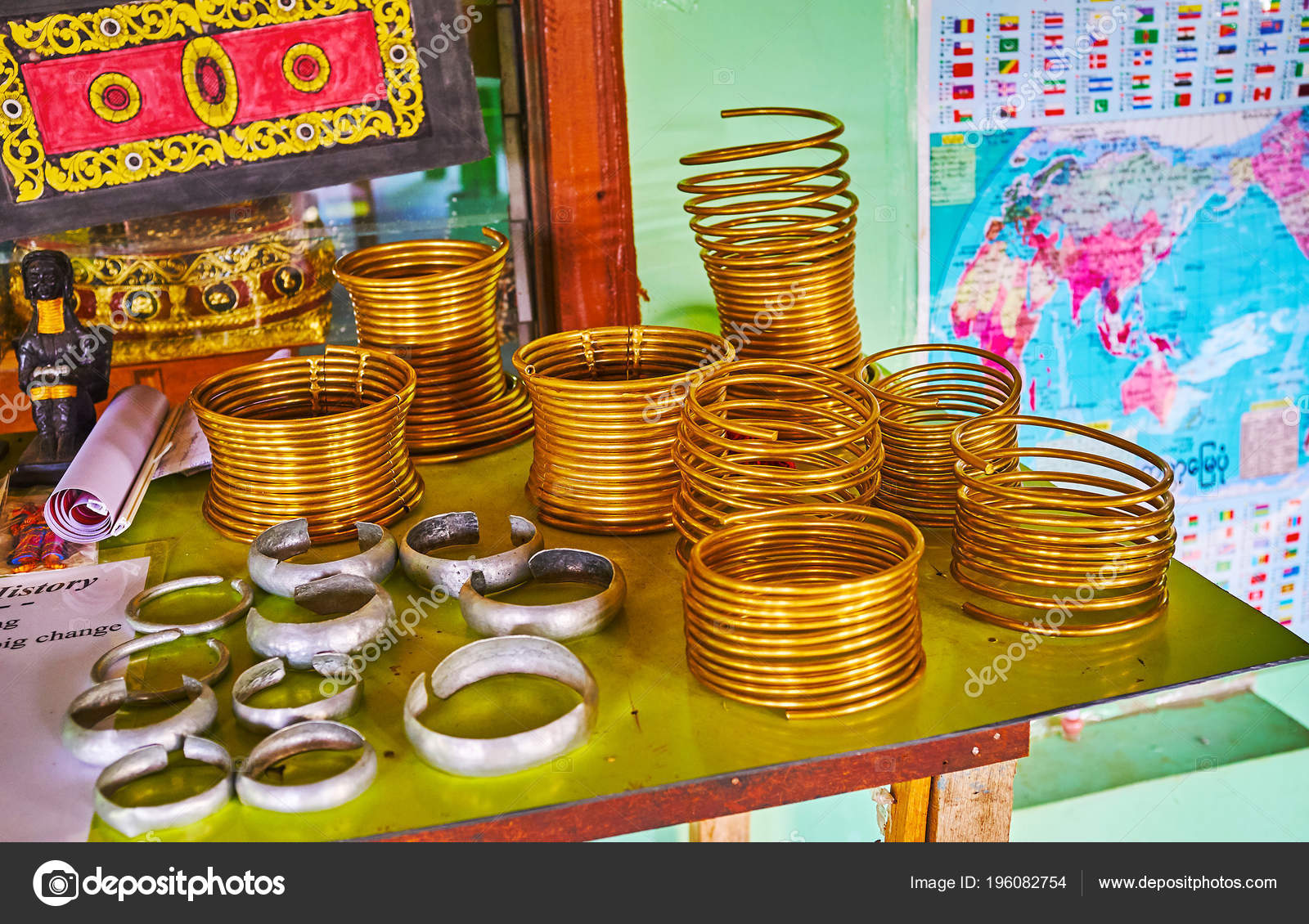 Inle Lake Myanmar February 2018 Exhibition Authentic Workshop