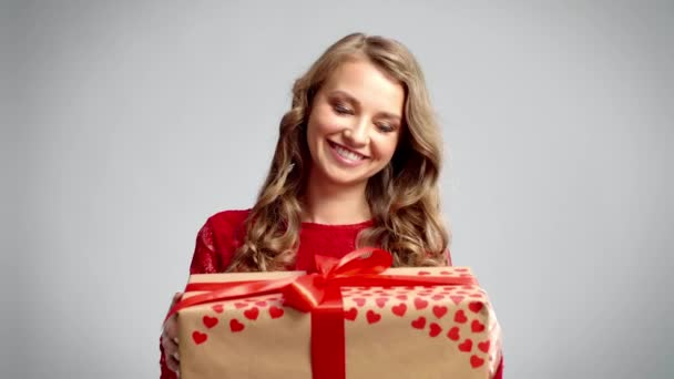 Krásná žena velký dar
