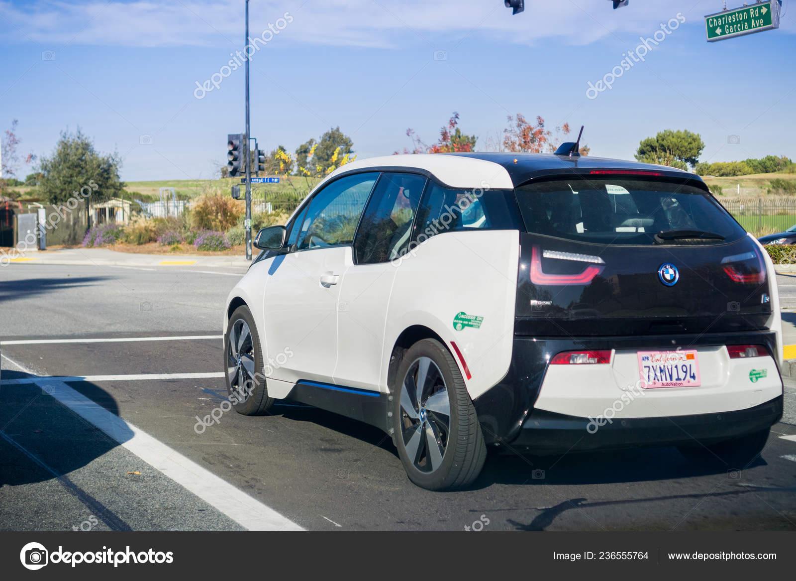 BMW Mountain View >> December 2017 Mountain View Usa Bmw Electric Vehicles