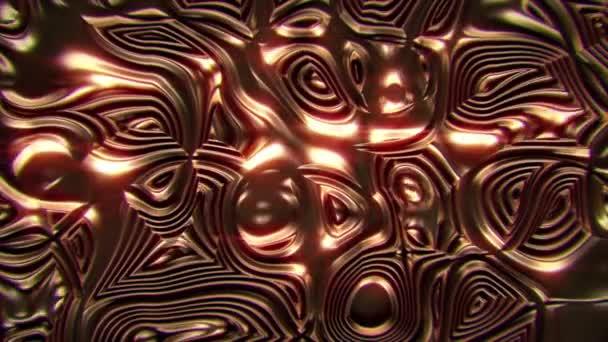 abstraktní zlato tekuté pozadí bez rozostření