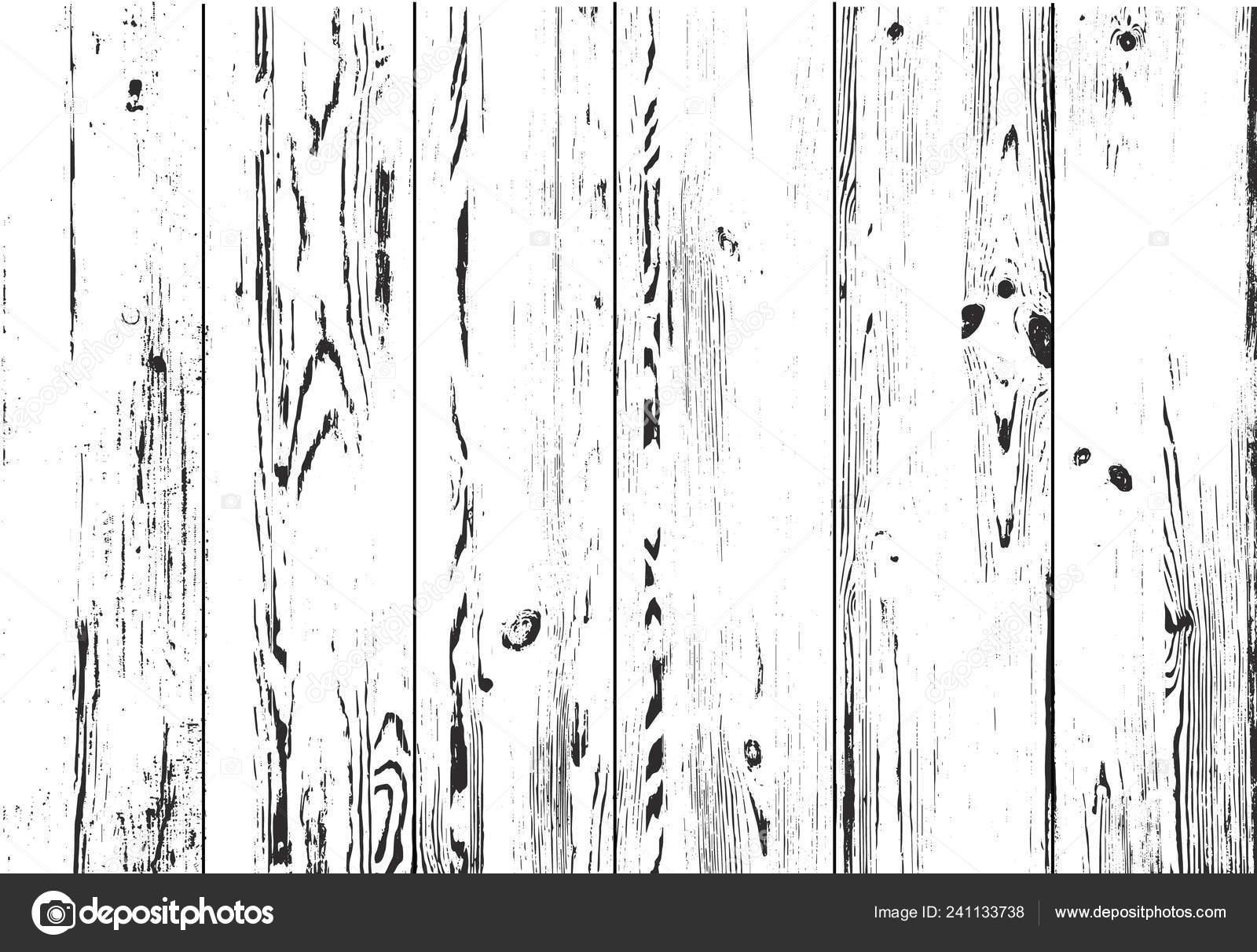 Distressed Wooden Planks Overlay Texture Vector Illustration Wood Grain Background Stock Vector C Ita Tinta 241133738