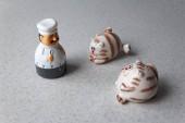 Šéfkuchař se přehrává v tukové soli