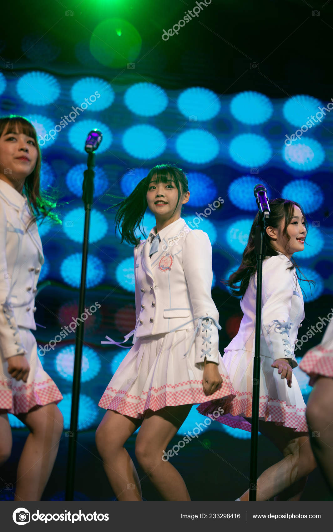 Members Chinese Idol Girl Group Akb48 Team Official Sister Group
