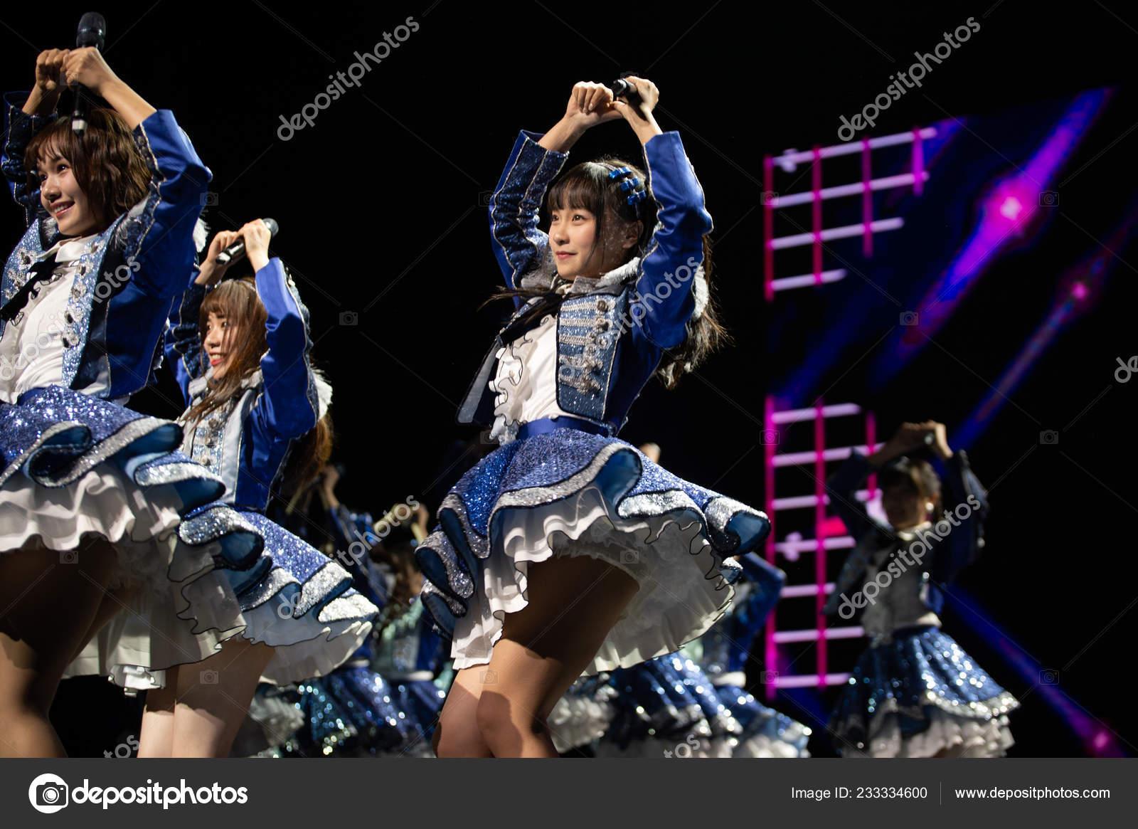 Members Chinese Idol Girl Group Akb48 Team Official Sister