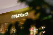 View of a boutique store of Dolce  Gabbana at a shopping mall in Beijing, China, 21 November 2018