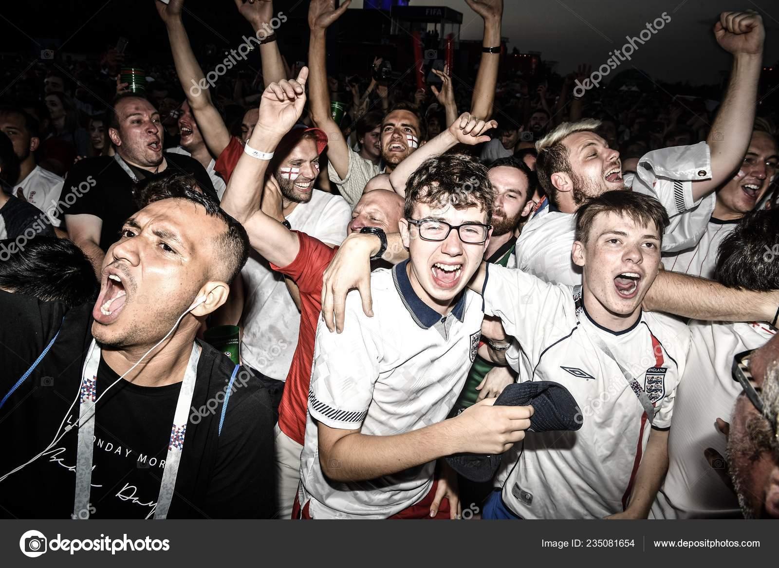 Музыка футбольных фанатов англии
