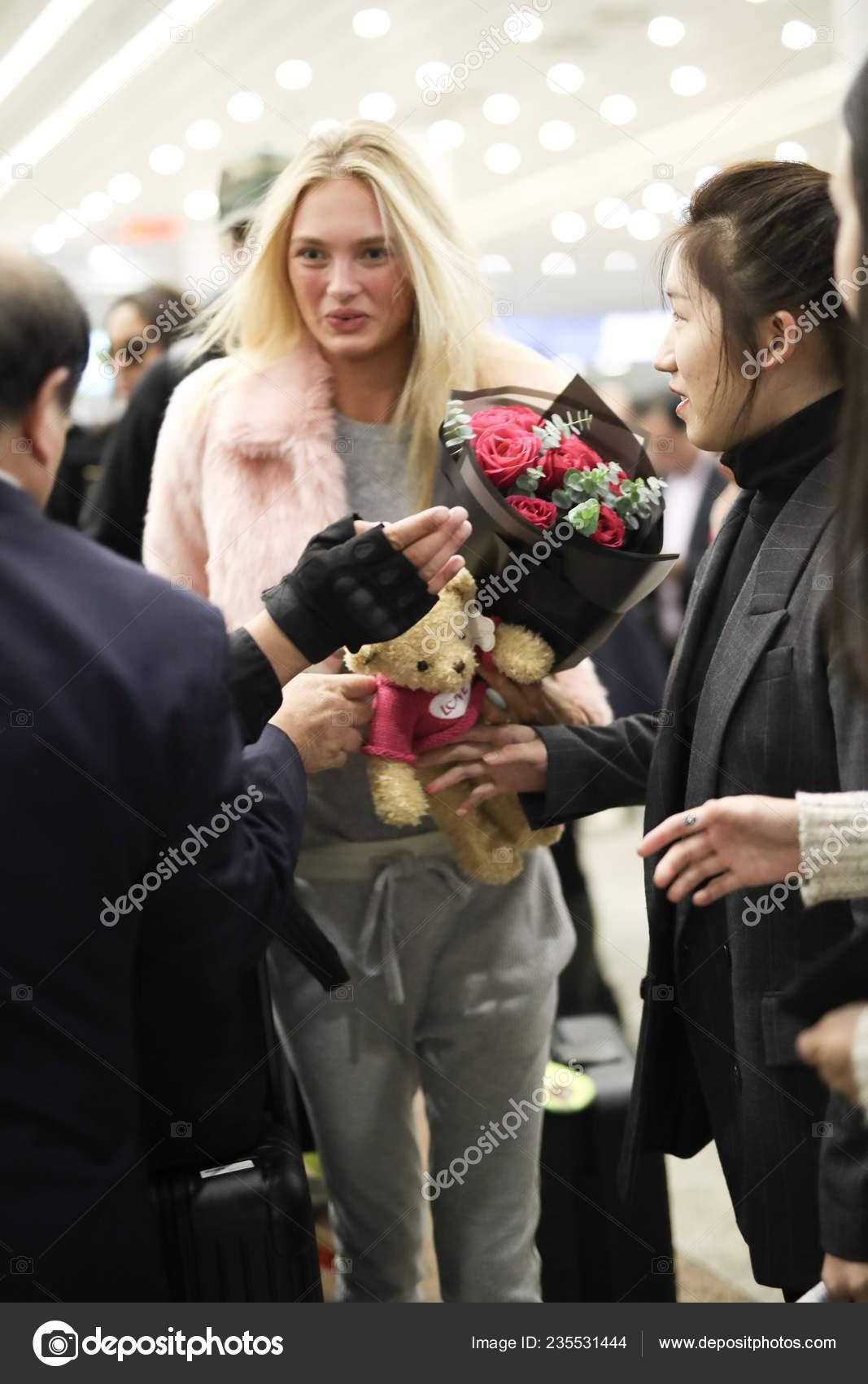 Victoria Secret Angel Dutch Fashion Model Romee Strijd