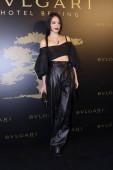 taiwanesische Schauspielerin Shu Qi bei der Eröffnung des bulgari hotel beijing in beijing, China, 27. September 2017.