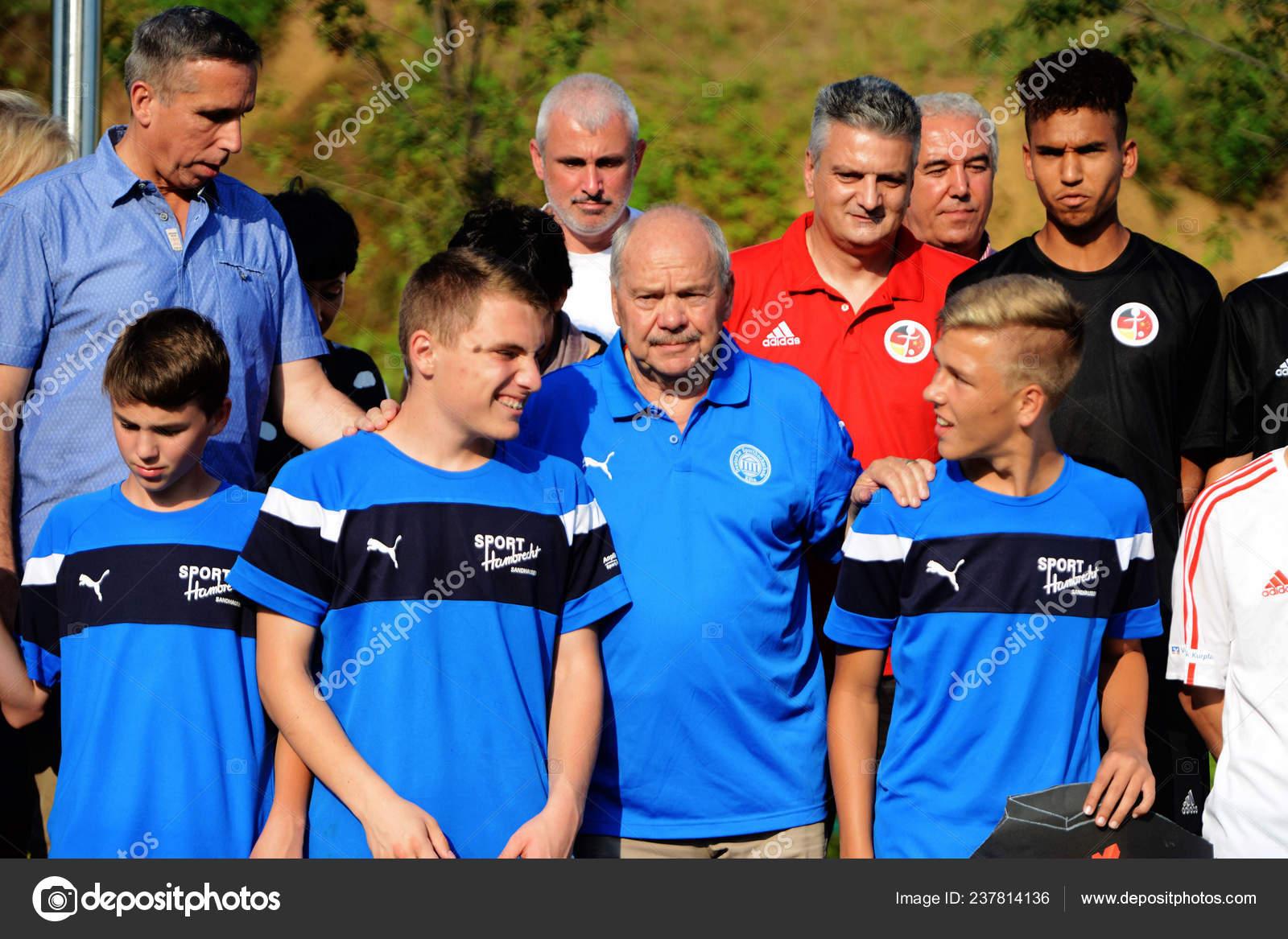 Немецкая футбольная молодежь