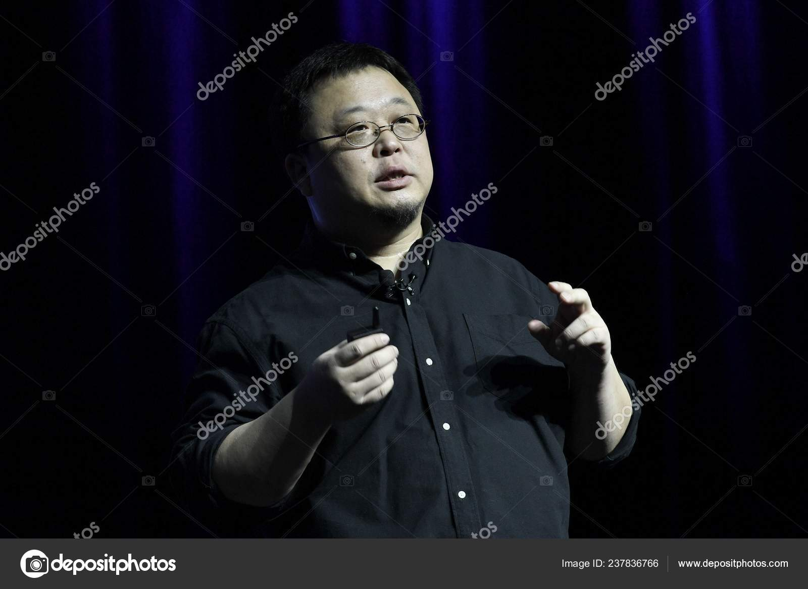 Luo Yonghao Founder Ceo Smartisan Technology Ltd Founder Now