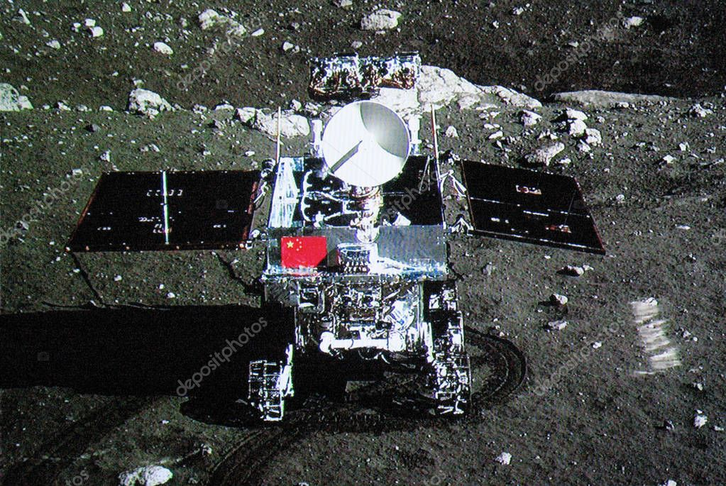 chinese moon rover - 1092×726