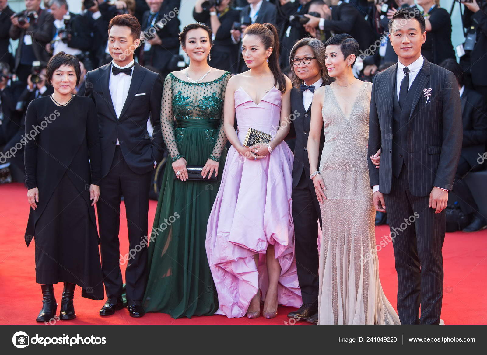 Right Cast Members Movie Dearest Chinese Actor Tong Dawei