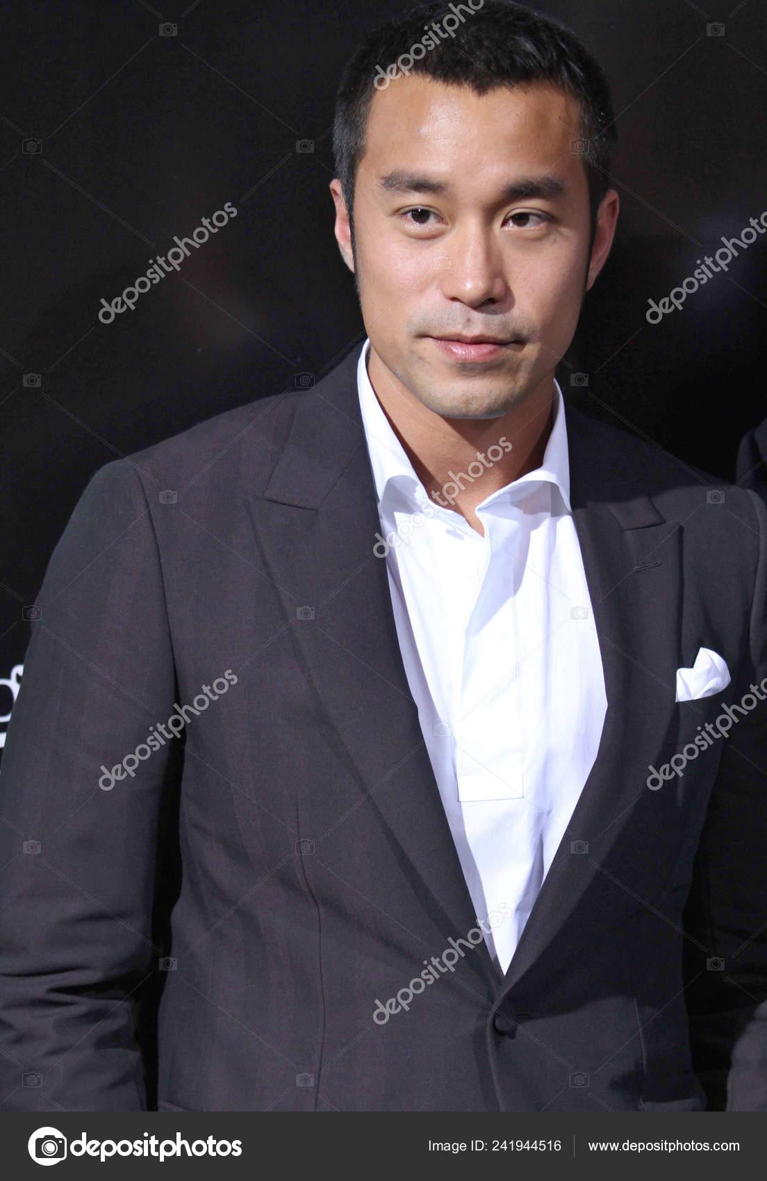 Taiwanese Actor Joseph Chang P...