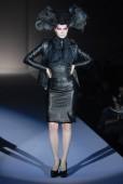 sheguang hu Modenschau auf der China Fashion Week Herbst Winter 2012 in Peking, China, 27. März 2012.