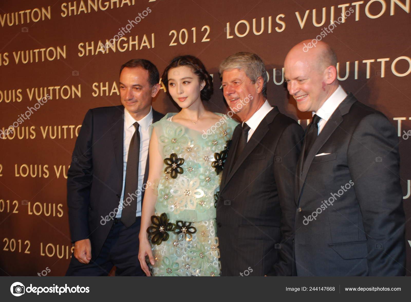 848c7947c85 Left President China Philippe Fortunato Chinese Actress Fan Bingbing ...