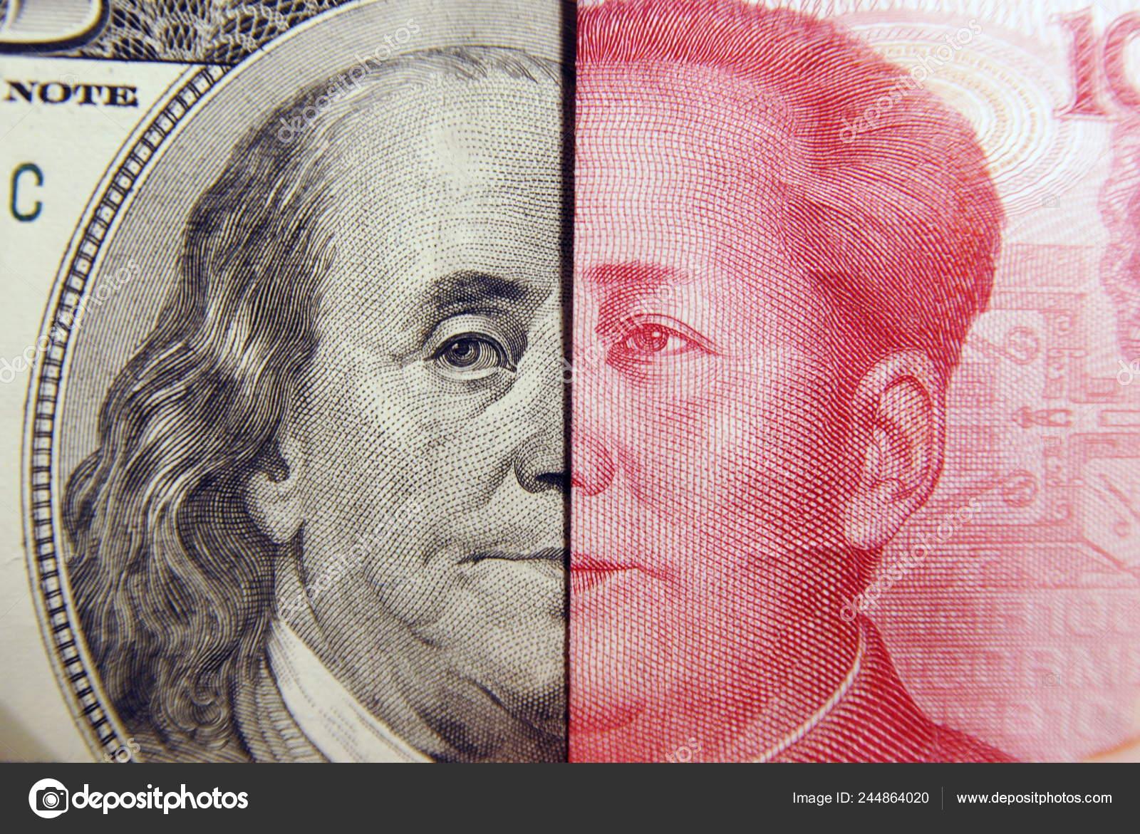 Keyword China Chinese Rmb Renminbi Yuan Usd Dollar Money Currency Stock Editorial Photo C Chinaimages 244864020
