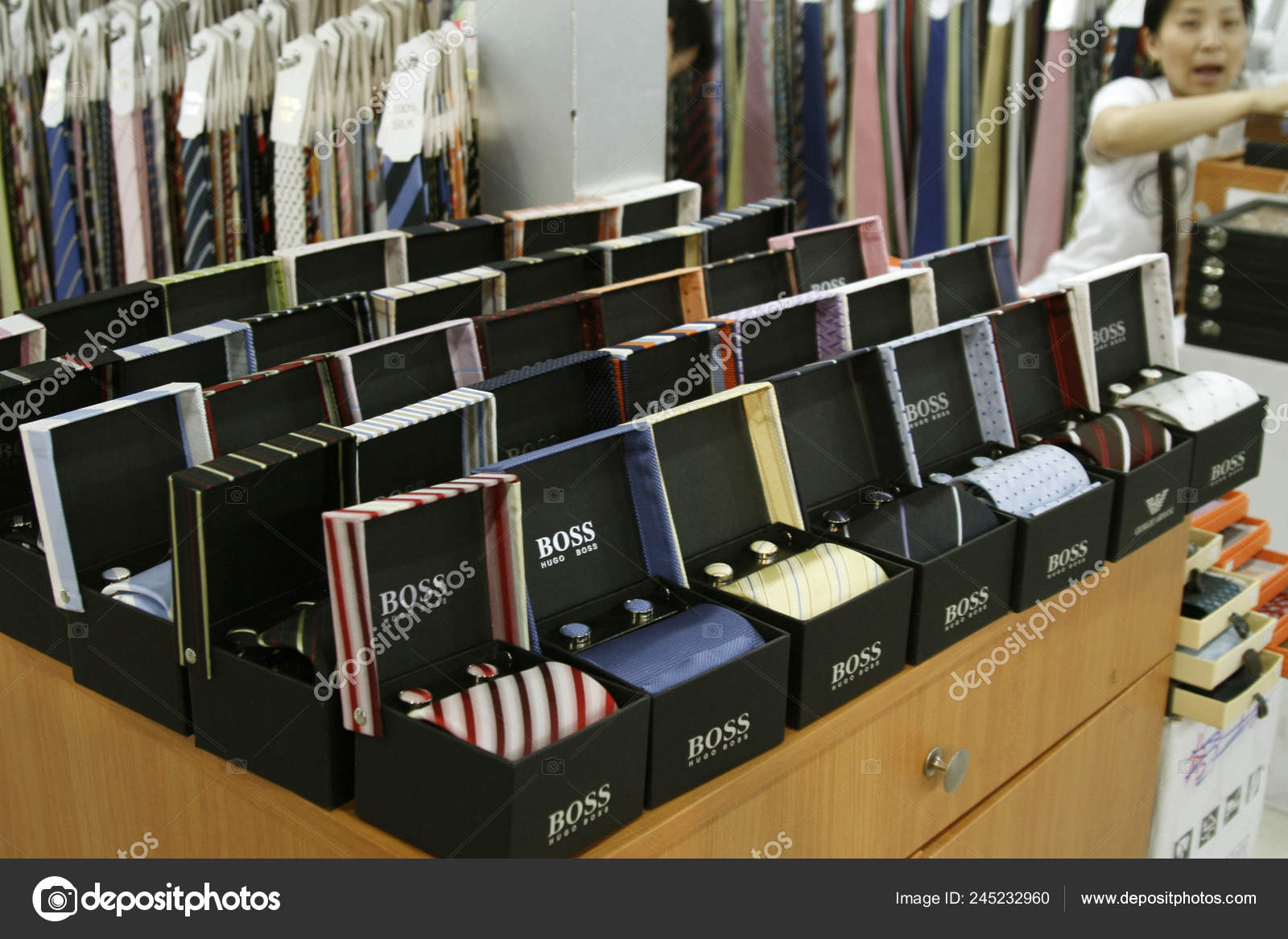 boss ties sale