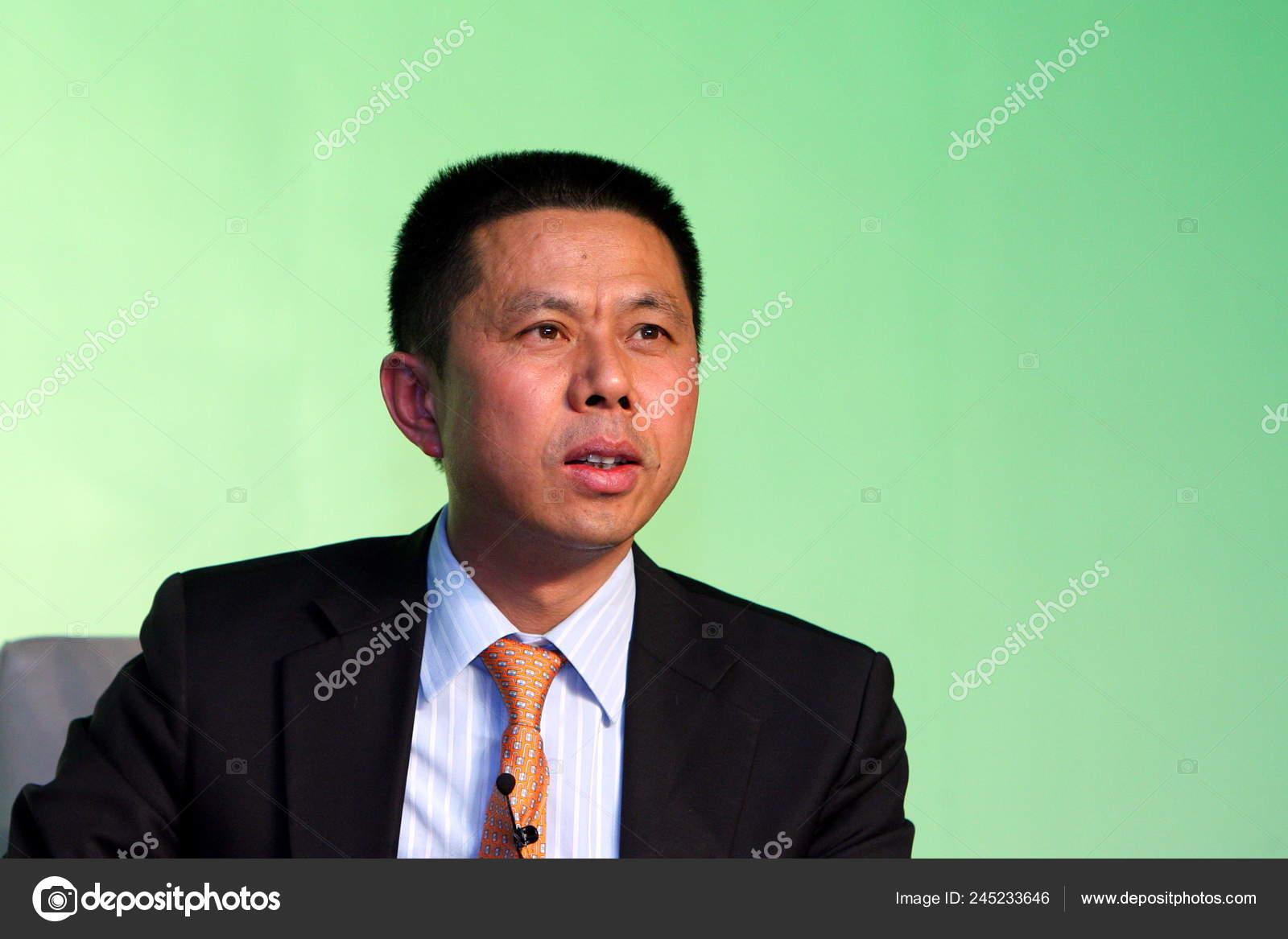 Gao Jifan Chairman President Trina Solar Limited Seen China