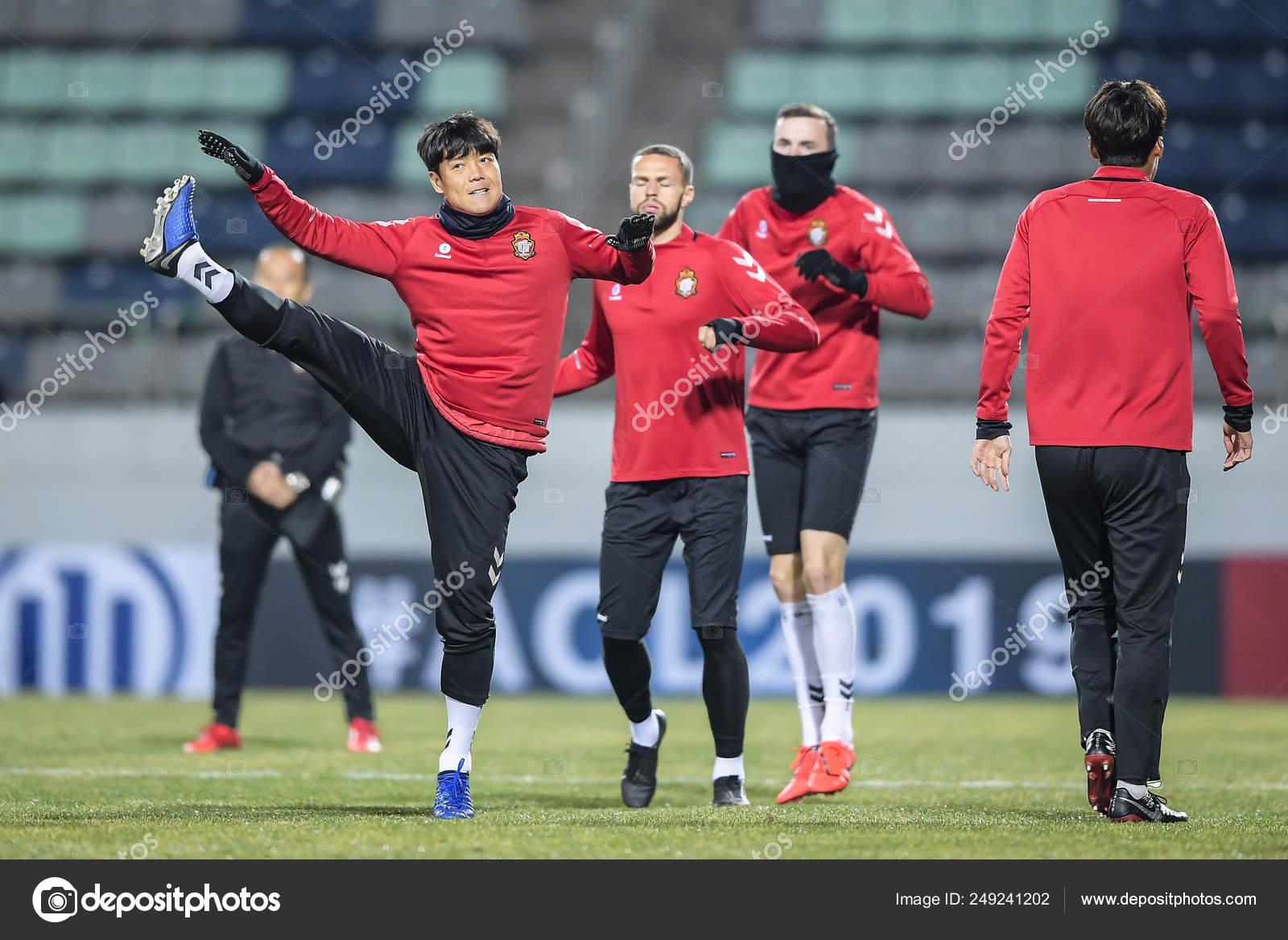 20a9872b SOUTH KOREA 2019 AFC CHAMPIONS LEAGUE GYEONGNAM FC – Stock Editorial ...
