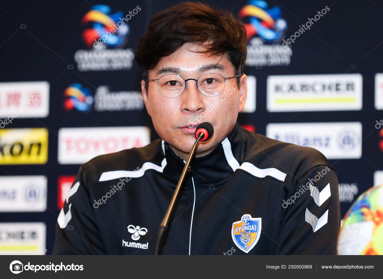 248901af SOUTH KOREA 2019 AFC CHAMPIONS LEAGUE – Stock Editorial Photo ...