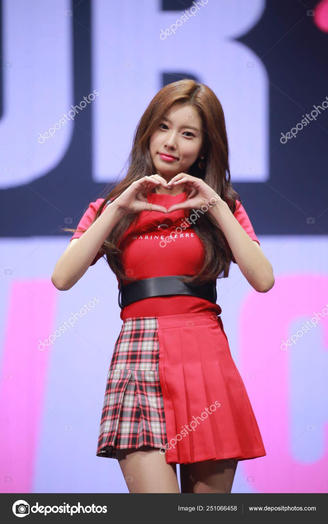 Kang Hye Won South Korean Girl Group Izone Stylized One
