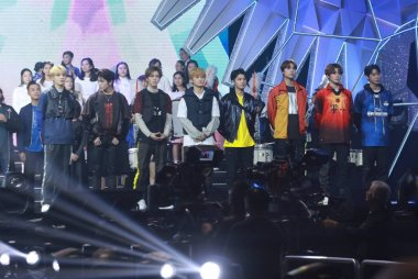 CHINA HONG KONG ASIAN-POP MUSIC FESTIVAL 2019
