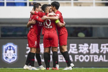 CHINA 2019 CHINESE SUPER LEAGUE CSL