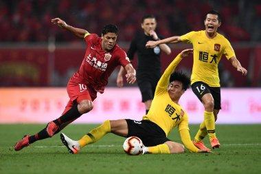 CHINA 2019 CHINESE SUPER LEAGUE