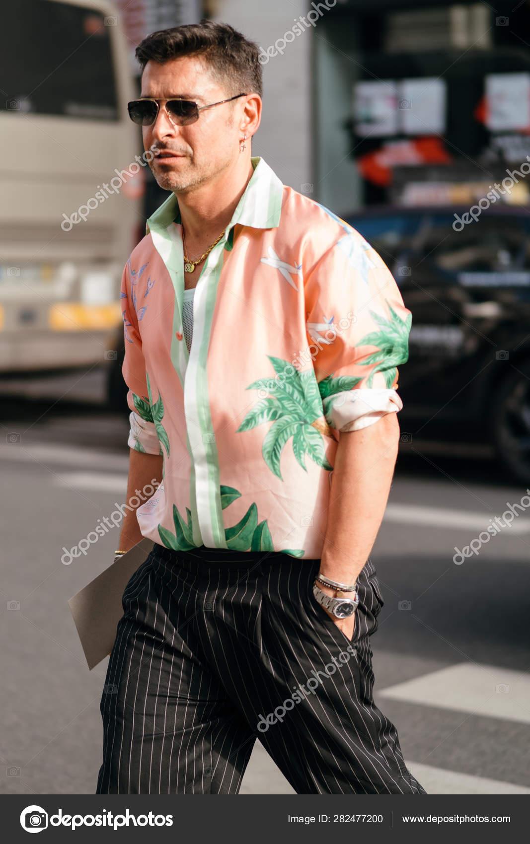 Mens Fashion 2020 Summer.France Paris Fashion Week Men S Spring Summer 2020 Street