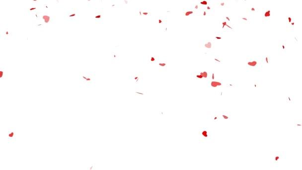 Falling hearts, Beautiful heart background for wedding, birthday, valentines day, birthday, invitation etc. .